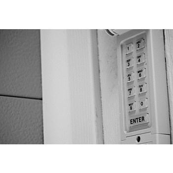 security features of garage door openers