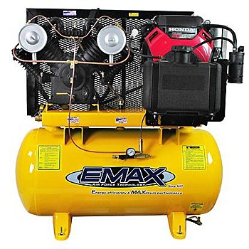 types of gas air compressors