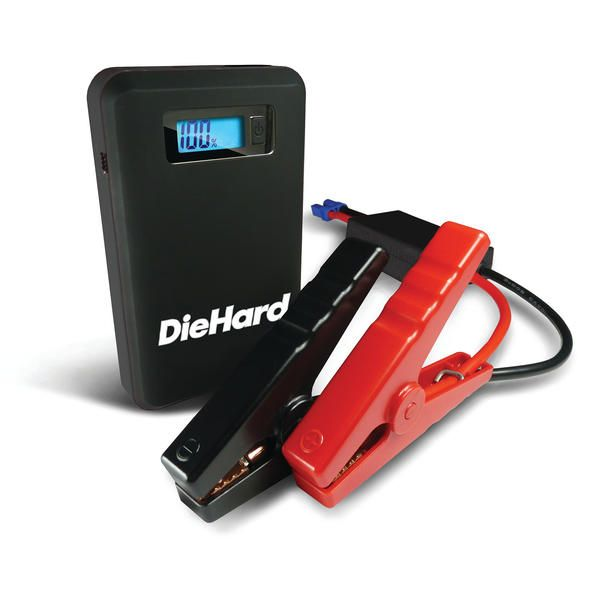 DieHard Compact Lithium Jump Starter
