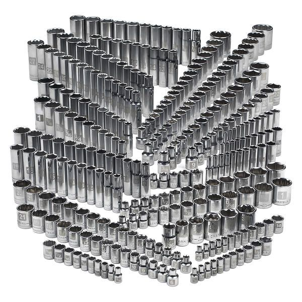 Craftsman 299-Piece Socket Set