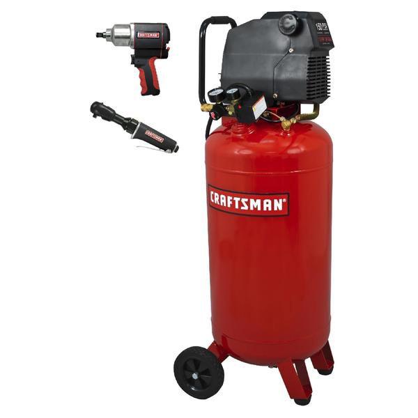 Craftsman 26-Gallon 1.5 HP Air Compressor