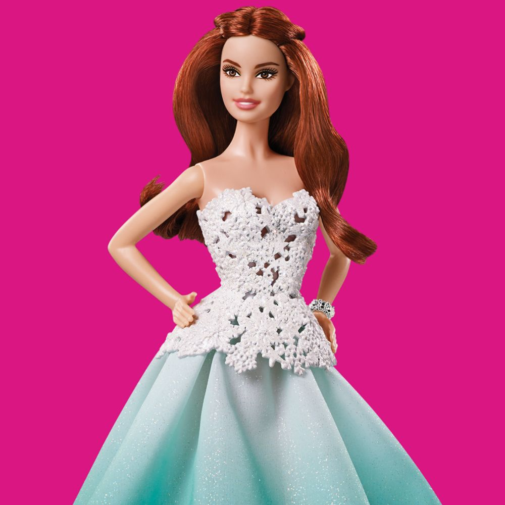 2016 Barbie Holiday Doll