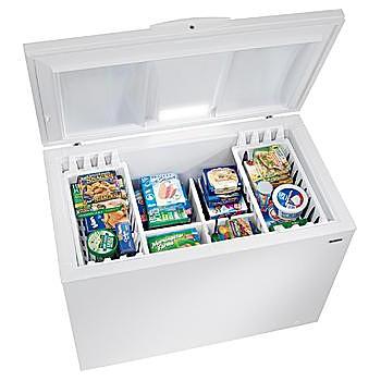 Gunakan Chest Freezer