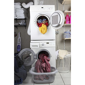 How To Stack Your Washer And Dryer Sears
