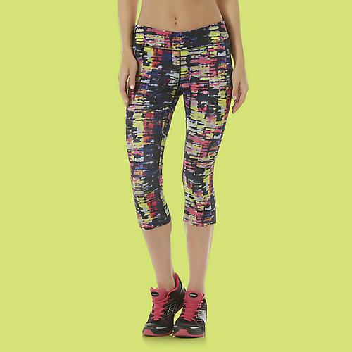 Impact by Jillian Michaels Women's Capri Athletic Pants