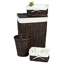 laundry hampers bags - Bathroom Accessories Kmart