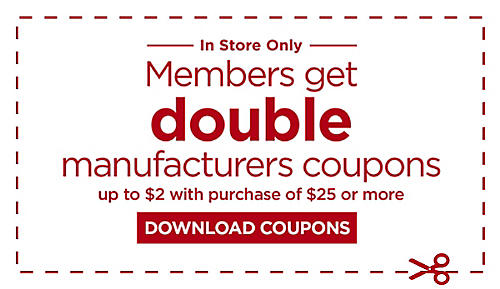 Double&#x20&#x3b;Coupons