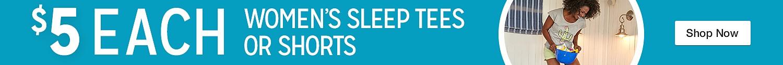 $5 Sleepwear