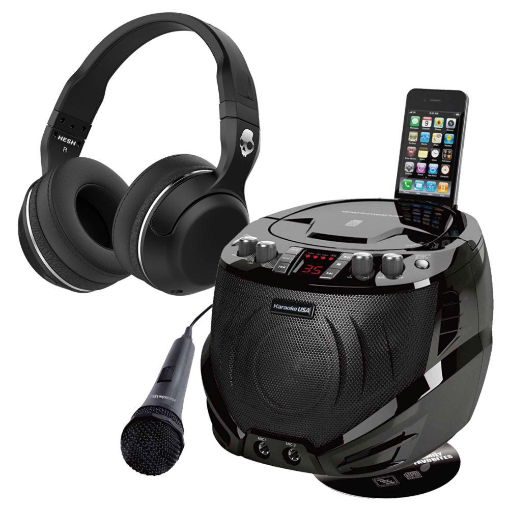 Audio portátil y electrónica