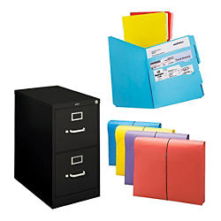 Filing & Storage
