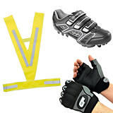 Cycling Apparel & Safety Gear