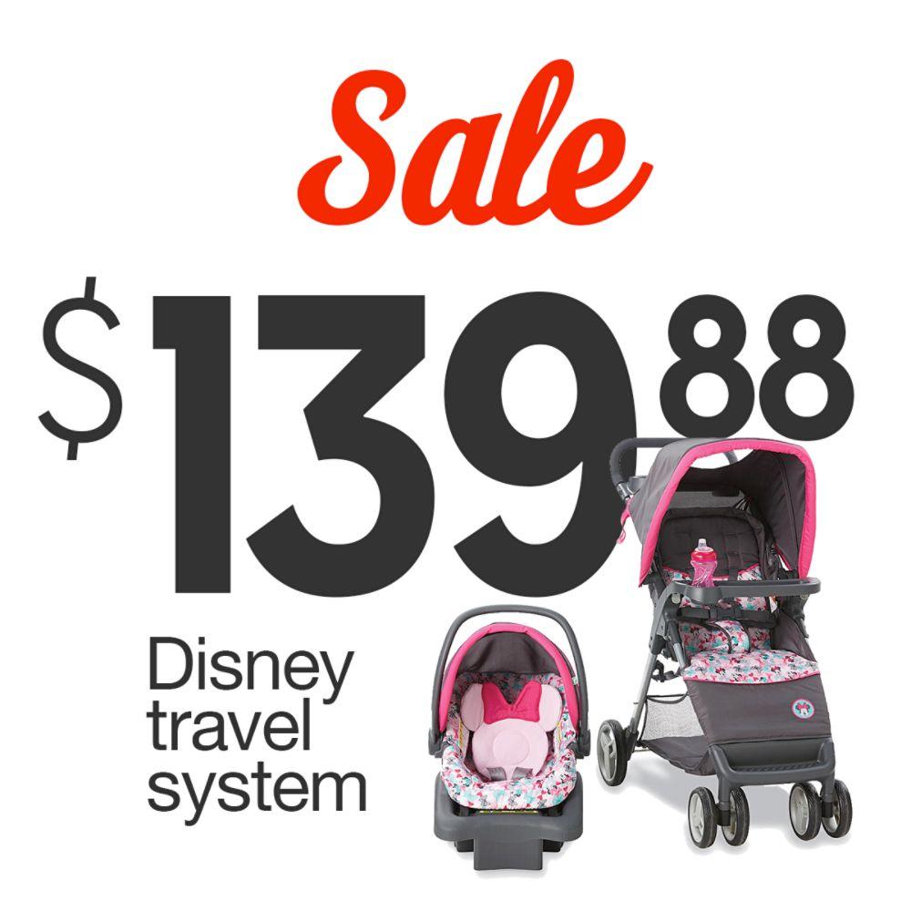 Disney Travel System | $139.88