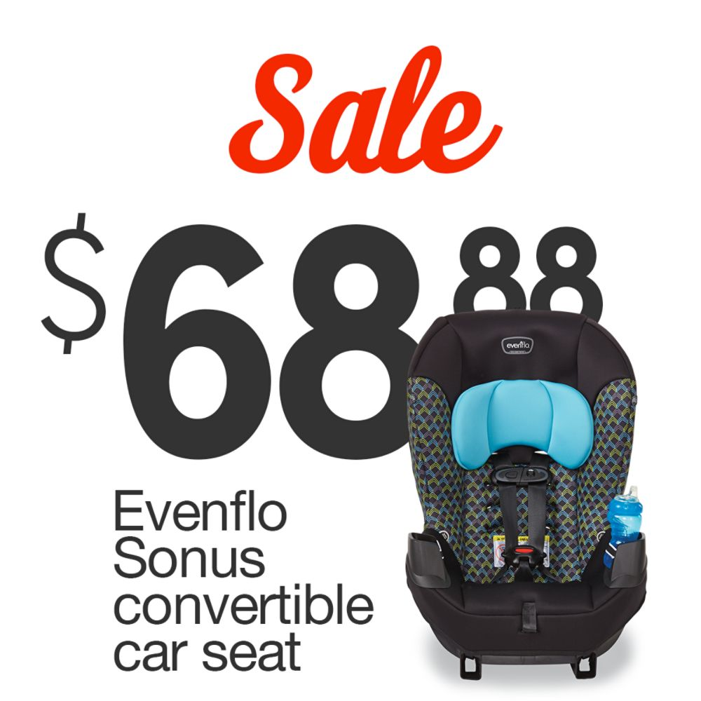EvenFlo Sonus | $68.88