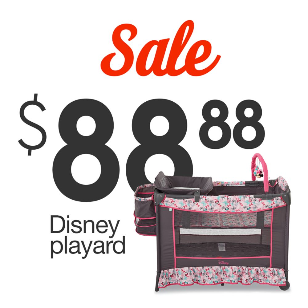Disney Play Yard | $88.88