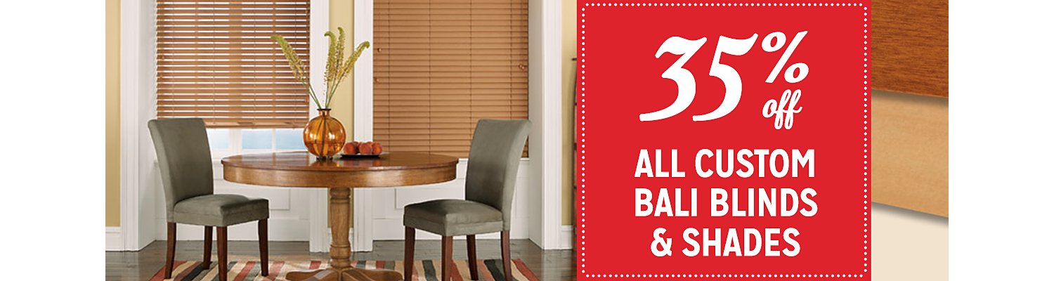Go to kmart.baliblinds.com for custom blinds