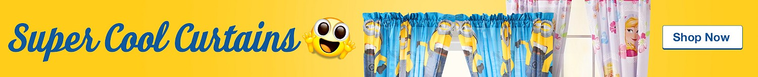Kids Curtains under $20
