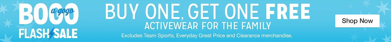 BOGO Free Activewear!