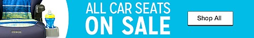 Car Seats on Sale