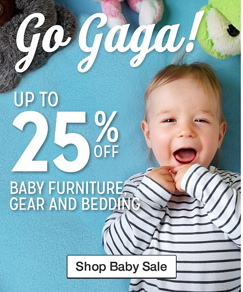 Shop Baby Sale Up to 25% Off
