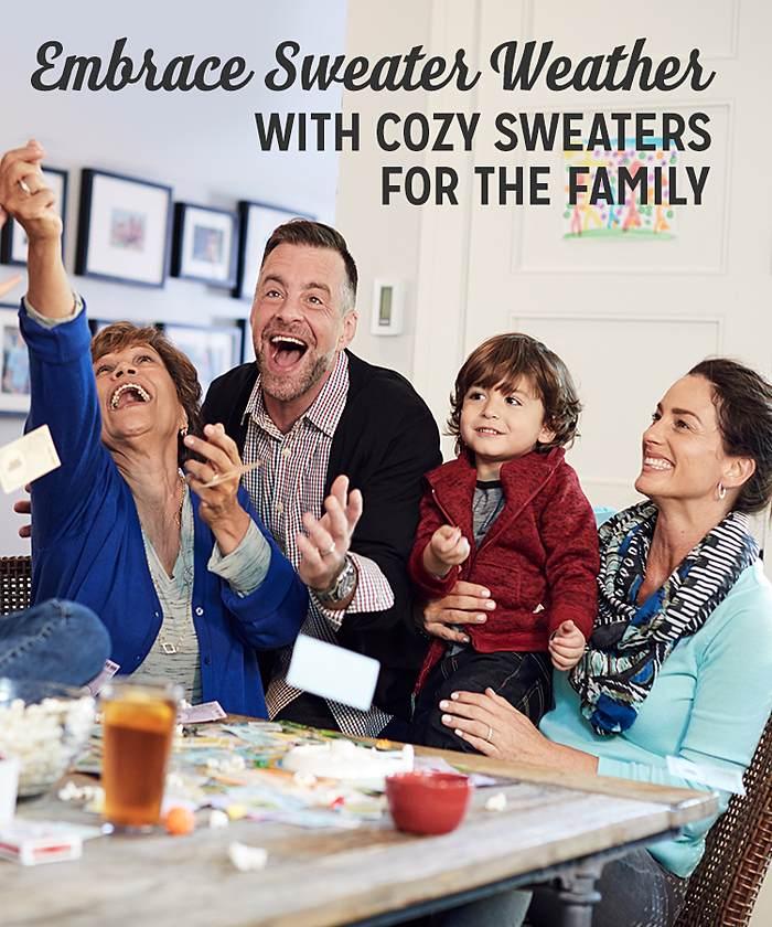 Shop Winter Sweaters