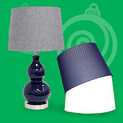 Mix & Match Lamp Shades & Bases