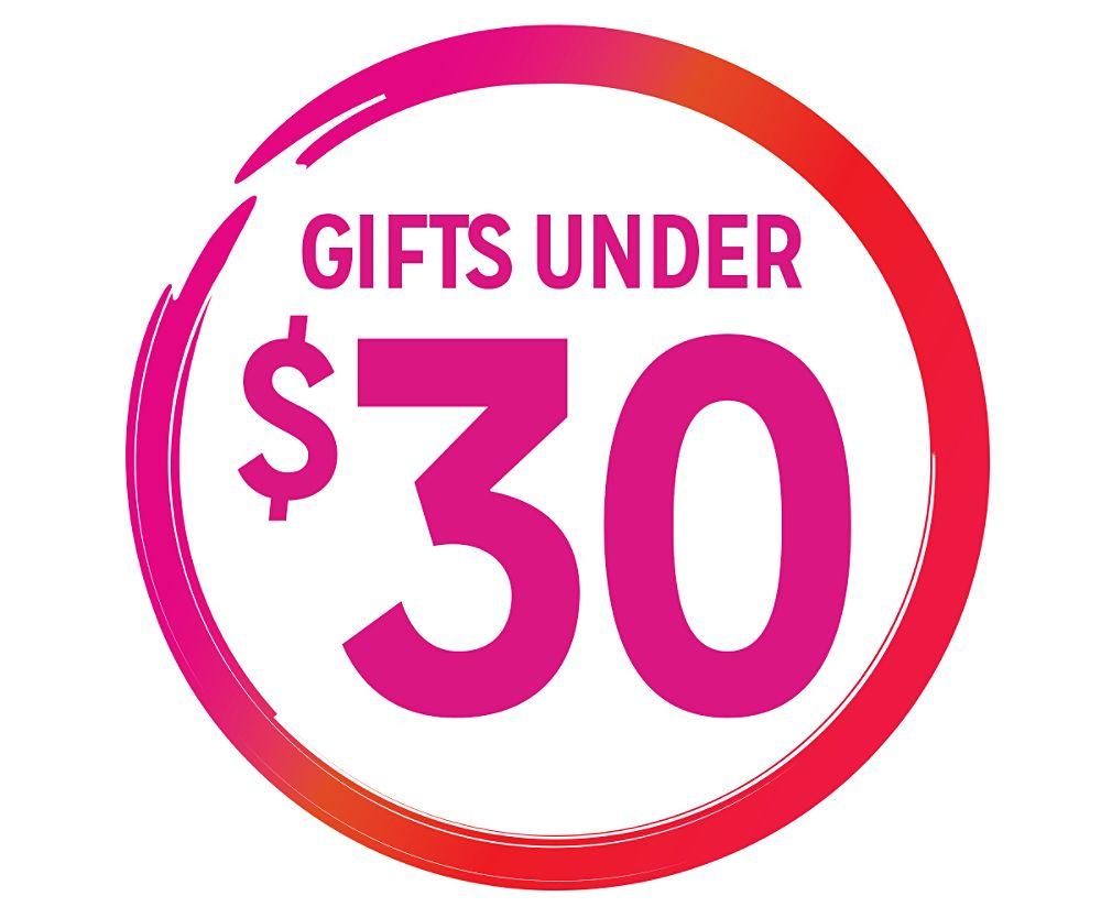 Gifts Under 30