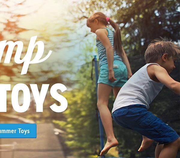 2017 Summer Toys