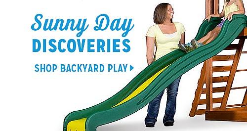Shop Backyard Play