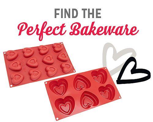 Valentine's Day Bakeware