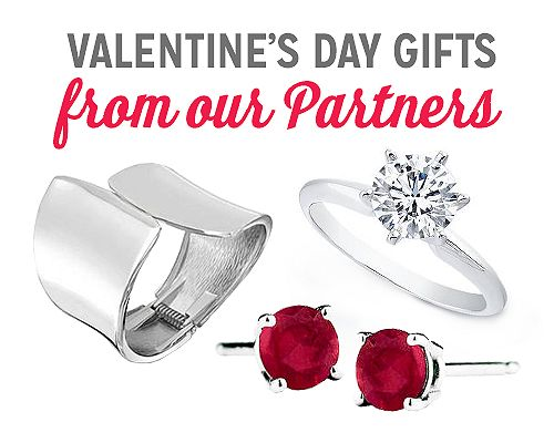 Valentine's Day Gifts from our Partners