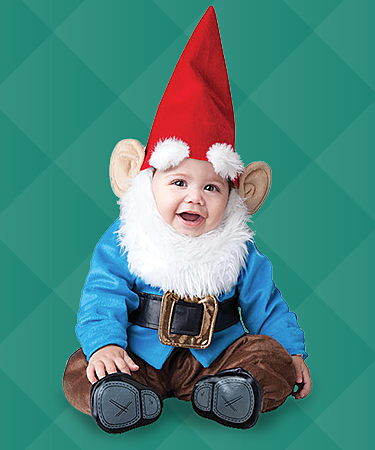 baby & toddler costumes