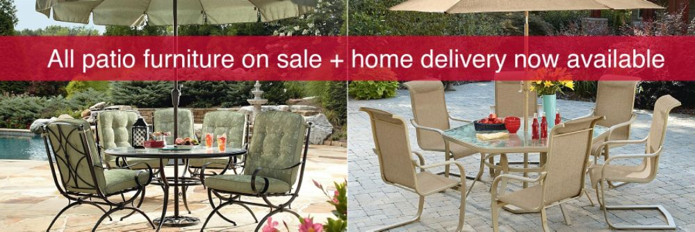 Patio Furniture Stay fortable Outdoors with Furniture at Kmart