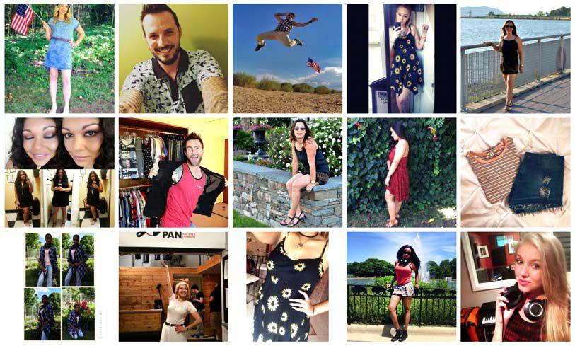 follow Adam Levine Collection on Instagram