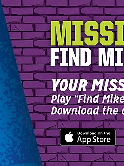 Mission: Find Mikey!