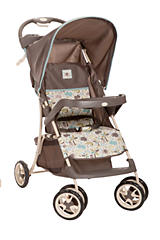 Chbaby baby stroller folding suspension one handcars buggy-in Lightweight Stroller from Mother