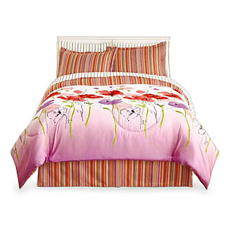 complete bed sets, $34.99 twin or full