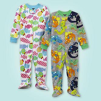 BOGO Free Toddler Sleepwear!