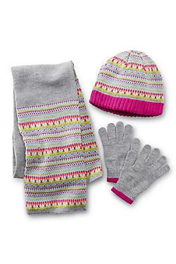 Girls' Hats, Gloves & Scarves