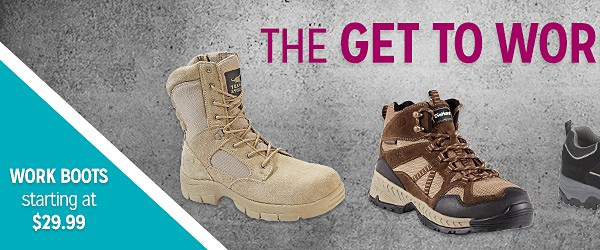 a58b3431a4956c The Get To Work Event- Work Boots