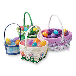 Filled Baskets