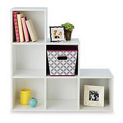 Storage Cubes Shelving