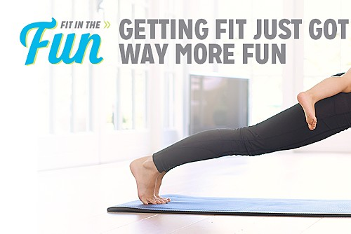 Fit In The Fun at Kmart - Getting fit just got way more fun!