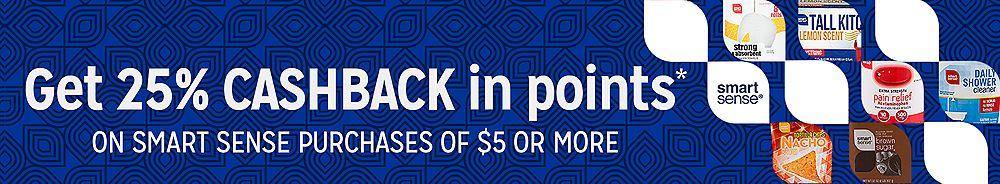 25% Cashback