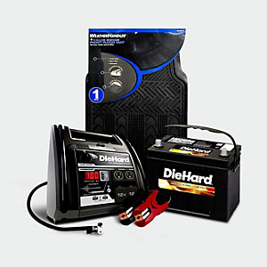 Extra 10% off auto batteries & accessories