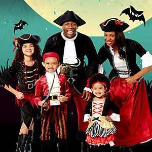 Extra 10% off costumes already up to 50% off
