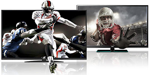 Get in the game with HDTV deals