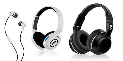 20% off Skullcandy headphones