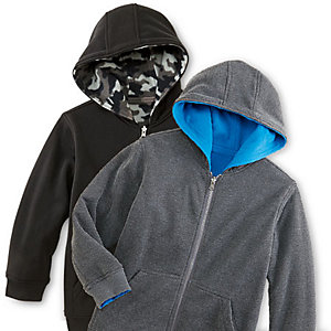 Hip reversible hoodies for boys, just $15