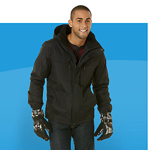 40% off men's outerwear