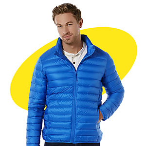 60% off men's outerwear